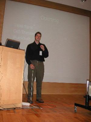 Erlang User Conference 2003